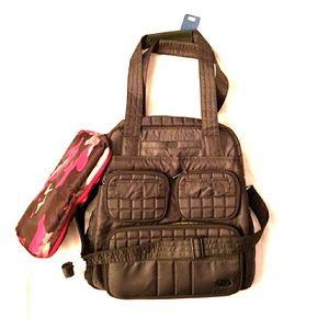 LUG Puddle Jumper Overnight Bag